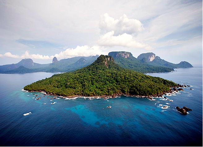 Principe Island big